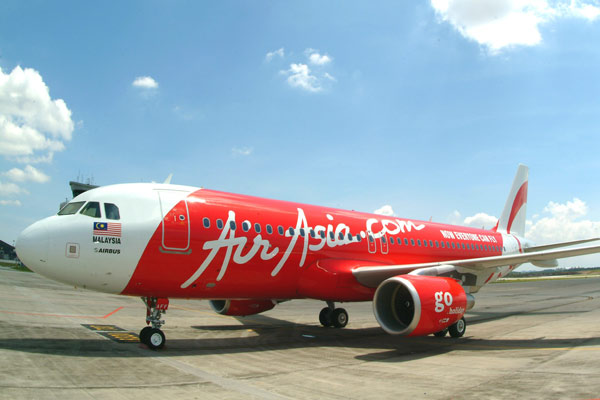 Air Asia low cost