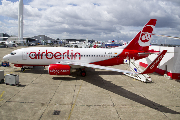 Air Berlin low cost