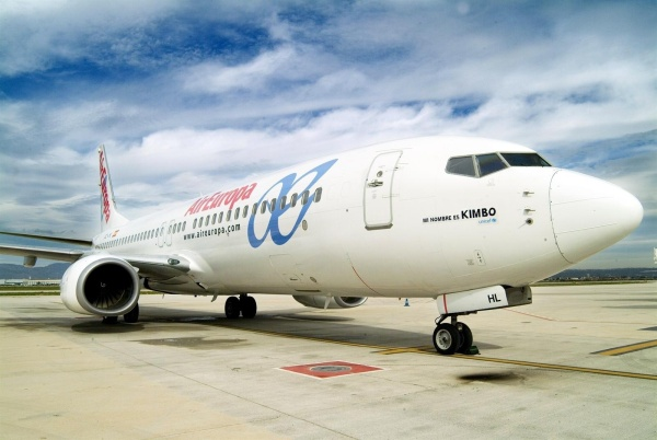 Air Europa low cost